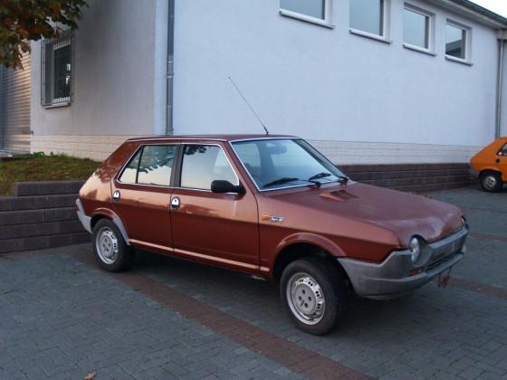 Fiat Ritmo S85 (1982)