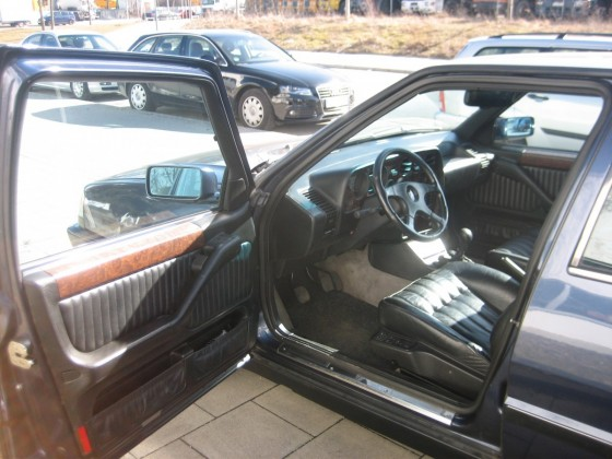 Lancia Thema Turbo 16V LX