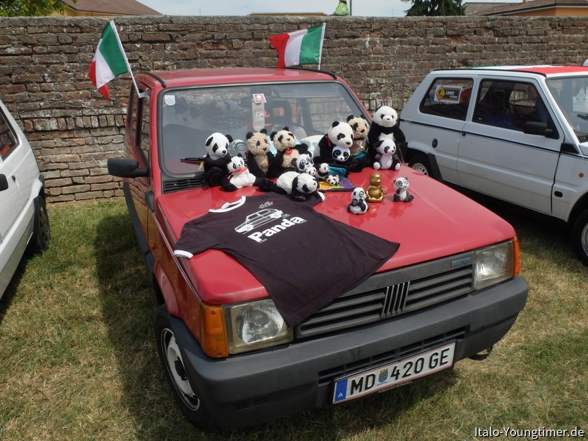 Panda in Pandino