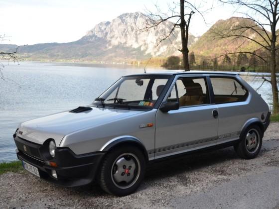Fiat Ritmo 125TC Abarth (1983)