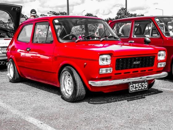 Fiat 127 - AUCKLAND, NEW ZEALAND