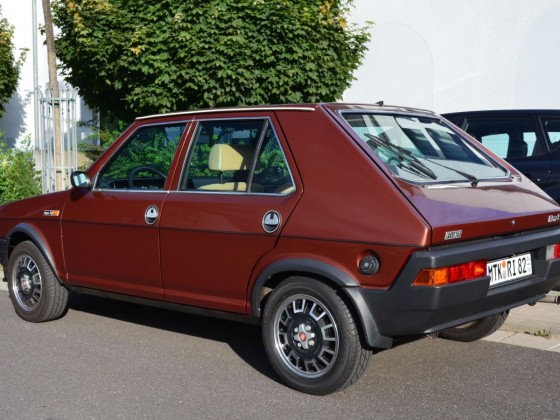 Fiat Ritmo S75 (1982)