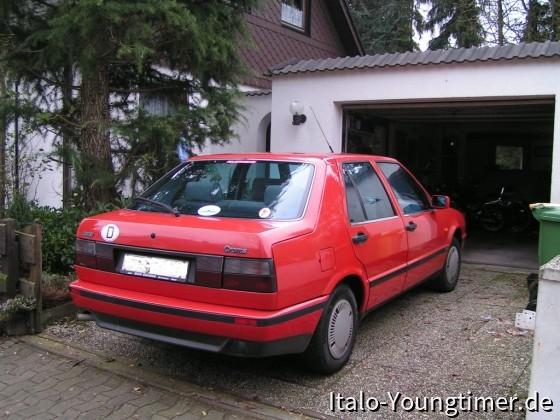 FIAT Croma 2.0 ie, 2.Serie, Baujahr 1991