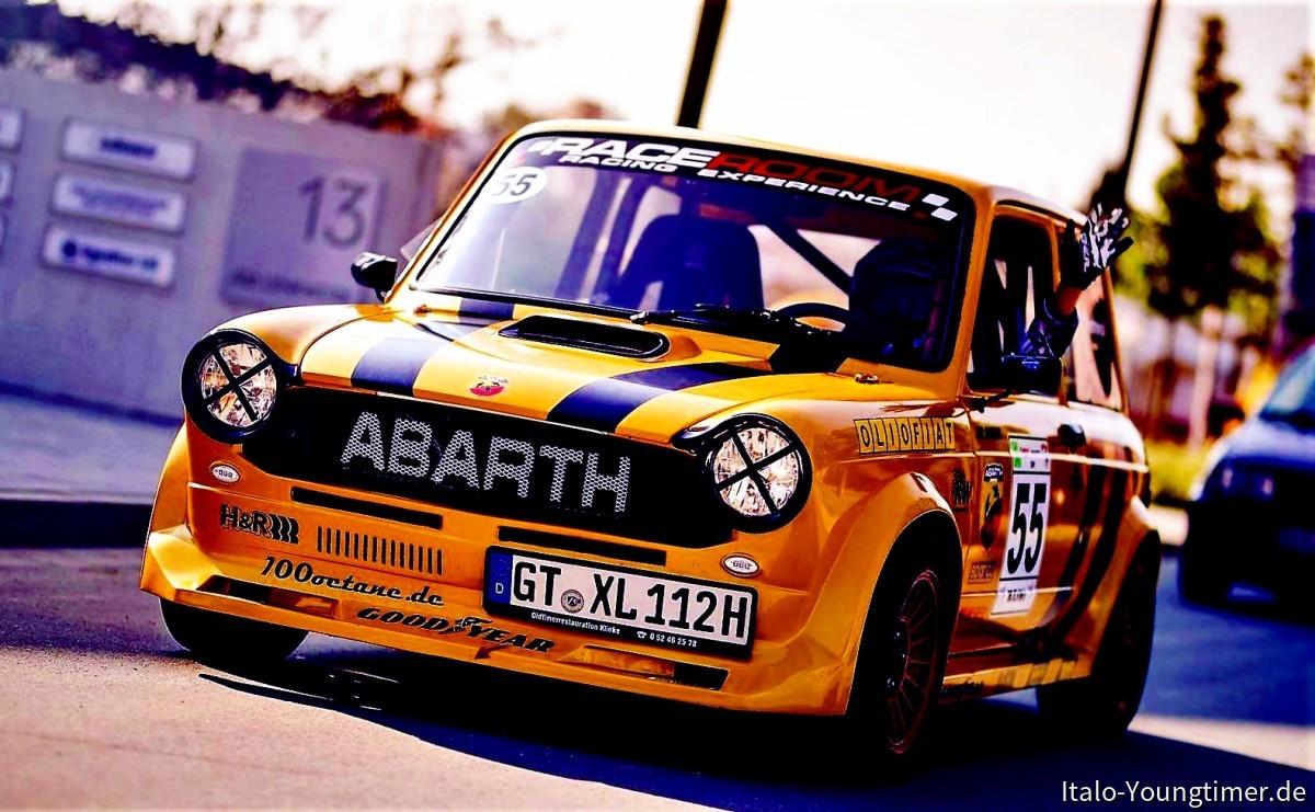 Lancia A112 Abarth von S.V.K.