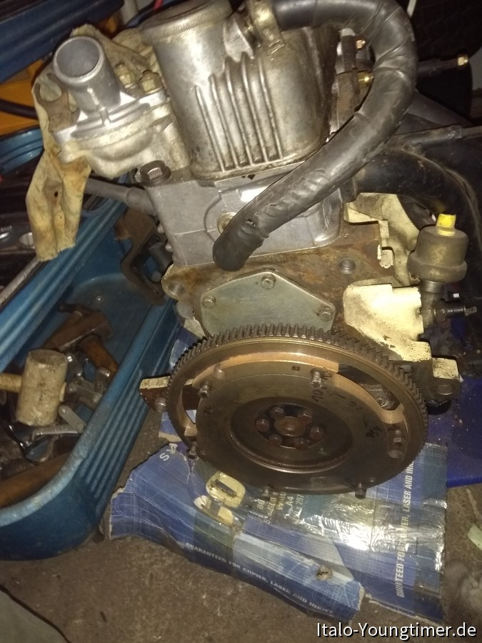 Abarth Motor A112