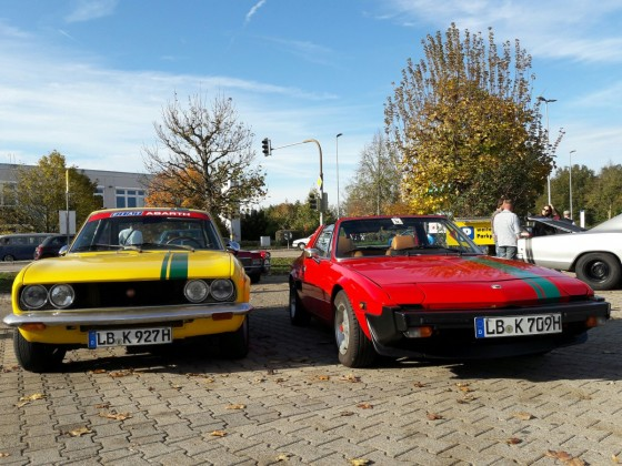 Retropromotion Treffen in Bietigheim-Bissingen 2019