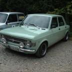 Fiat 128 beim Forumstreffen