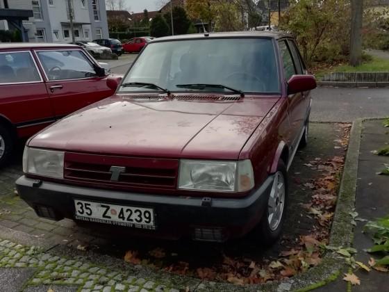 Tofas Dogan (Fiat 131 ,türkische Lizenz).