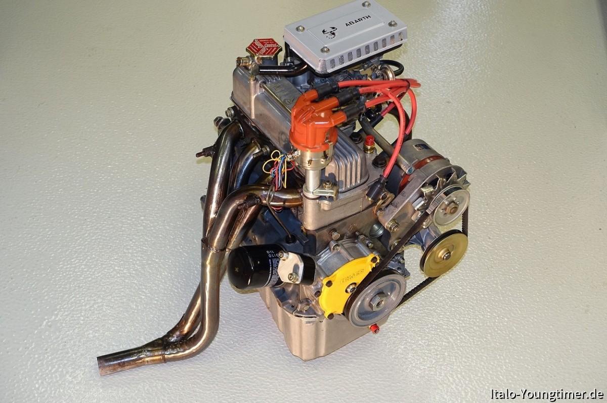 mein 70 hp  im Vorruhestand ...