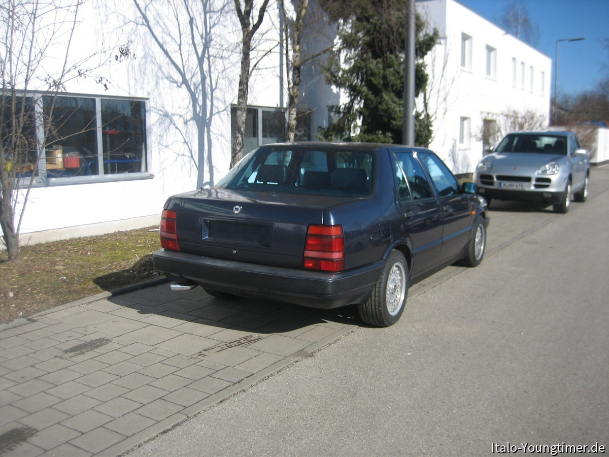 Lancia Thema Turbo 16V LX