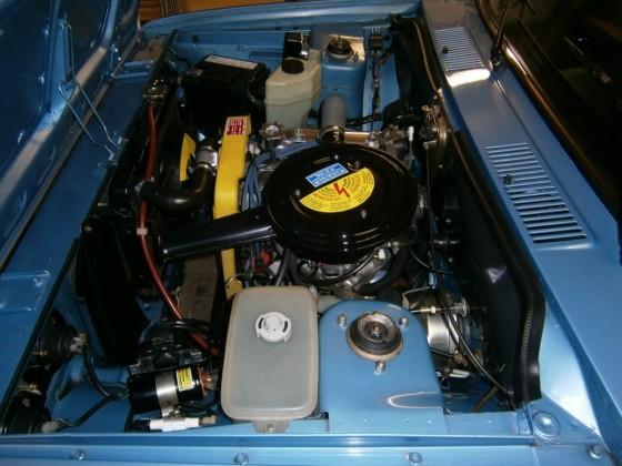 Fiat 131 ehemals 1.3L umgebaut auf 2.0L
