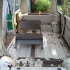 Fiat 900E Baujahr 1981, stand seit 1994 komplett zerlegt in einer Scheune