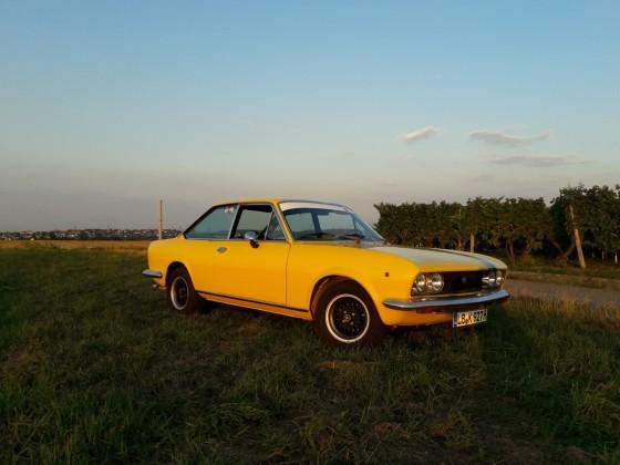 1972 Fiat 124 BC